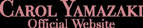 Carol Yamazaki キャロル山崎 オフィシャルウェブサイト